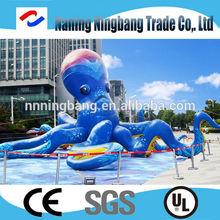 NB-CT2026 NingBang Giant folded balloon animal for outdoor entertainment