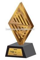 chess medal winner trophy for international tournament
