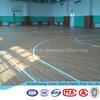 Outdoor basketball court flooring wood flooring