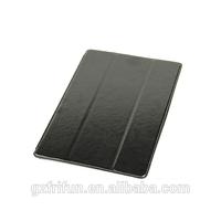 Stand folio leather case for lenovo idea tab s6000 10.1-Black