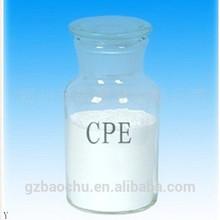 Plastic impact modifier Chlorinated Polyethylene