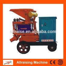 Hot sell Motor Driven Dry Shotcrete Machine/ Concrete Spraying Machine for sale