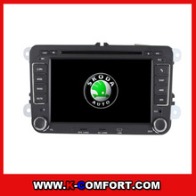Factory supply dns810 car stereo for vw skoda with high quality for sale