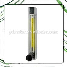 Alta qualidade do gás ozônio medidor de fluxo& glass medidor de fluxo