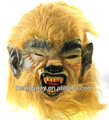 Alta qualidade assustador látex de borracha lobisomem máscara Terrorist Halloween Costume máscara