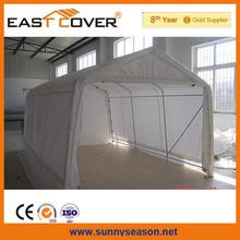 Durable PE tent carpas/car tent for parking