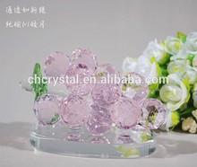 Beautity cristal com rosa uvas MH0222
