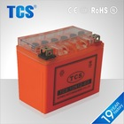 best style and hot sell motorcycle sealed lead acid battery
