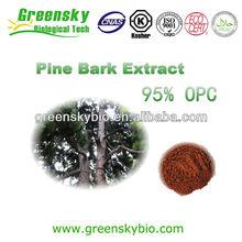 95% pine bark extract proanthocyanidins