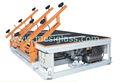 carregamento da máquina de corte de vidro máquina de vidro da têmpera máquina linha de produção