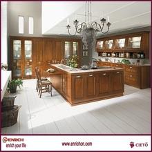 high-end korea modular kitchen cabinets