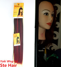 YAKI heat-resistant synthetic noble hair weave