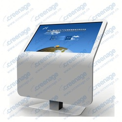 Touch advertising machine lcd drink vending