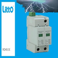 MOV GDT Phase Sequence AC Surge Protector