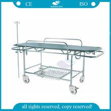 AG-HS015 CE ISO Simple Design Metal Medical Spine Stretcher Dimensions