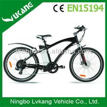 Brushless Motor Lithium Battery Electric Bike Chinese