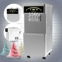 TC396S ice cream machine have back side control