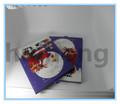 видео поздравительную открытку на рождество