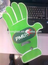 New design cheer giant eva foam hand wholesale / #1 foam hand