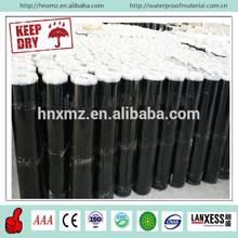 China Factory keep dry SBS membrane waterproof paper roofing felt