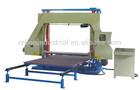 horizontal automatic polyurethane foam cutting machine used for furniture