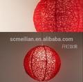Lámparas de papel de artesanía de diseño único