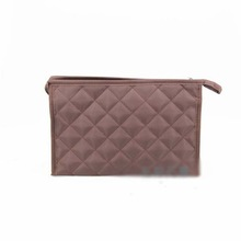 BV4071 Quilted nylon Cosmetic bag gift bag woman bags factory produce alibaba