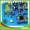 kids plastic toddle play games zone structure playhouse,children indoor playground equipment for saleLE.T6.405.030