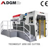 DGM TECHNOCUT Automatic platen die cutting and creasing machine