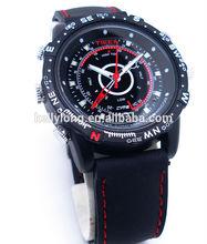 IP67 Bulit in Microphone Watch Camera, Hidden watch camera