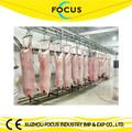 o foco da indústria de porco matadouro equipamento de porco linha de abate de suínos 50 por dia