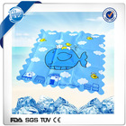 summer cooling gel chair cushion/cooling mats cool bed pad