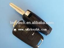 Chevrolet auto chiave! Chevrolet epica 2 pulsanti modificato telecomando portachiavi guscio vuoto coprire con sinistra lama