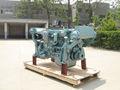 Sinotruk motor diesel marino wd415 wd615 wd618( d12) para el uso barco de pesca