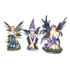 Polyresin Home decor resin fairy figurines wholesale