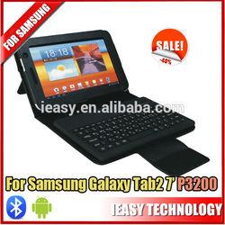 PU leather case Wireless Bluetooth Keyboard for Samsung Galaxy Tab 3