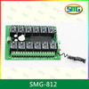 RF Digital Long Range Wireless Remote Control Circuit SMG-812