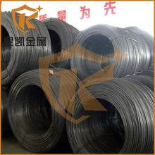 China manufacturer 25kg per roll hard drawing for black wire hanger