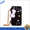 Silicone purse Case, handbag case For iPhone 4