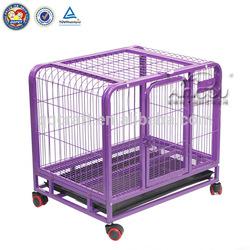 Wholesale purple dog kennel