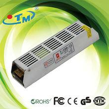 ac 90-250v to dc 12v ac transformer, constant voltage 100w mini led power drivers with CE,FCC