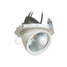 Natural White led gimbal downlight,Factory Direct Sell flexible adjustable cob gimbal led downlight,gimble downlight