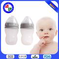 240ml melhor qualidade garrafa garrafas de infância de silicone novidade bebês reborn