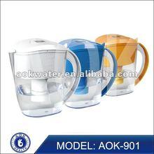 BPA free alkaline water filter jug
