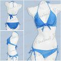 Bikini sexy para ser bandeira feita sob encomenda/banho de impressão