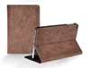 Tablet covers & cases wooden leather case FOR ipad