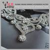 Heavy soled super beautiful models rhinestones glass flowers diy wedding garment accessory