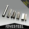 Iovesteel Heat resistant erw black straight seam q235 steel welded square tube