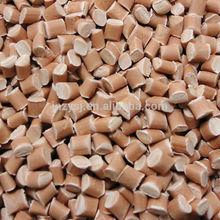 Plasti polymer for plastic strip framing nails compound
