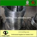 la superficie brillante de alta calidad baratos precio de alambre de acero inoxidable para la cesta